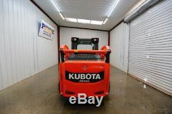 2017 Kubota Ssv65 Skid Steer Wheel Loader, 2-speed