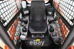 2017 Kubota Svl 75-2, 2-speed Cab Skid Steer Track Loader, Ac/heat
