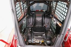 2017 Takeuchi Tl12r2 Cab Track Skid Steer Loader, 2 Speed, Float, Ac/heat