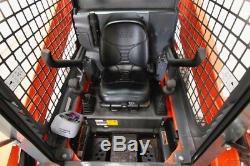 2018 Kubota Ssv65h Skid Steer Wheel Loader, 2-speed, Hydraulic Quick Coupler