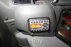 2018 Kubota Svl 95-2s Hfc Cab Skid Steer Track Loader, Ac/heat
