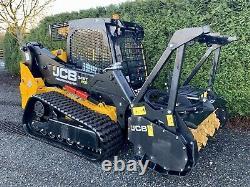 2021 New JCB Robot 325T Forestmaster Skidsteer / Bobcat / Loader / Forestry
