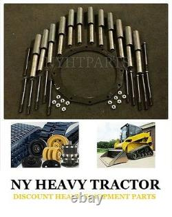 2104645 2104646 Sprocket Sleeve Repair Kit With RING for CAT 247 257 247B 257B