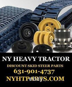 3425014 Sleeves 3425015 Sleeve Kit w Carriage Bolts Caterpillar 257D 247B3 257B3