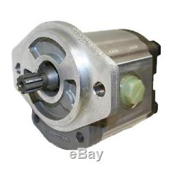 6630018 7001434 New Skid Steer Loader Hydraulic Pump made to fit Bobcat 443