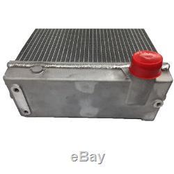 84499505 Radiator For Case IH Skid Steer Loader SR175 SR250 SV185 TR320
