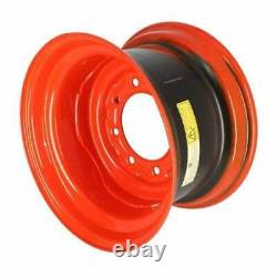 9.75 x 16.5 Skid Steer Rim Compatible with Bobcat 773 S160 753 763 S185 S175