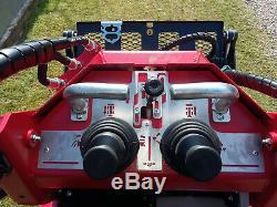 AFA-ROCK 5KS 4WD Multipurpose Mini Skid Steer Loader Digger Honda GX390 Engine