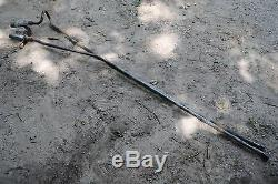 AUXILIARY STEEL HYDRAULIC LINES (Part 6711919/6711920) BOBCAT 863 SKID STEER