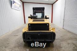 Asv Rc-100 Cab Skid Steer Track Loader, Posi-track, 100 Hp, High Flow, 2-speed