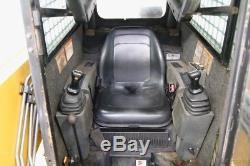 Asv Rc100 Cab Skid Steer Track Loader, 2 Speed, Float, Ac/heat, High Flow