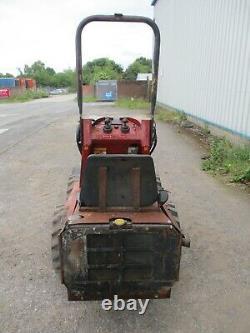 Avant 320 front loader forklift skid steer multi one opico delivery diesel engin