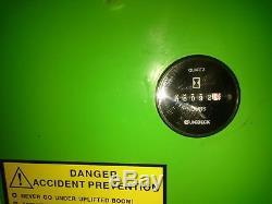Avant 320s mini skid steer loader, 92 HOURS Kubota Engine Not BOBCAT, CASE, CAT