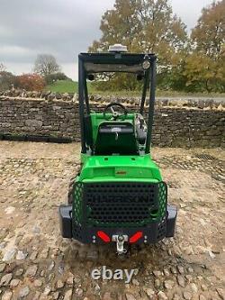 Avant loader 528 £18550+ Vat! Low Hours! Bobcat Skidsteer loader -loadall
