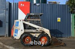 BOBCAT 741 SKID STEER LOADER Deutz Diesel Engine £5200+VAT