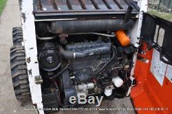 BOBCAT 753 SKID STEER LOADER + Bucket Kubota Engine £6750+VAT