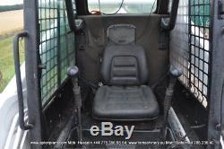 BOBCAT S175 SKID STEER LOADER + Bucket + HIGH FLOW Kubota Engine £10200+VAT