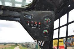 BOBCAT S70 y2014 739hours SKID STEER LOADER + Bucket Kubota Engine £10200+VAT
