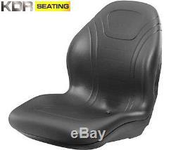BOBCAT Skid Steer Loader High Back Seat replaces bobcat part number 6669135