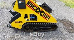 BOXER 532DX Mini Skid Steer Loader