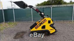 BOXER 532DX Mini Skid Steer Loader A1 Condition