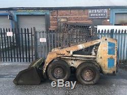 Bob Cat Skid Steer 631 Loader Digger Loading Shovel Bargain Plant Mini Digger