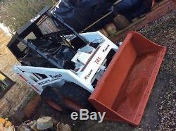 Bobcat 1990 Loader skid steer 741 in Durham no VAT