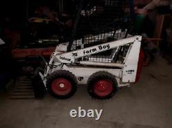 Bobcat 440 B 1992 Mini/Kompact-digger skid steer loader