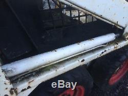 Bobcat 533 skid steer dismantling for parts! Loader Lift Ram Only