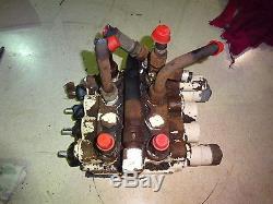 Bobcat 843 Hydraulic Control Valve Skid Steer Loader 843B SkidSteer