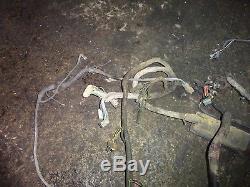 bobcat 873g wiring harness main skid steer loader 873