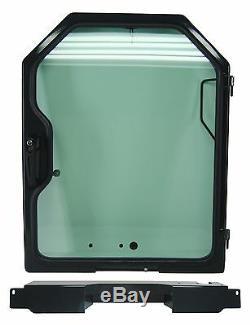 Bobcat F-C Series Front Door Kit 873 Skid Steer Glass Window Glass No Wiper