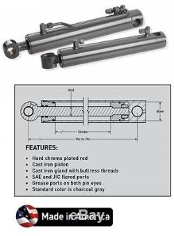 Bobcat Hydraulic Bucket Tilt Cylinder 7208419 Skid Steer Loader (Made in U. S. A)