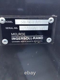 Bobcat Melroe Ingersoll-Rand Snowblade Skid Steer Snow Plow Government Surplus