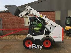 Bobcat S510 Skid Steer Loader Gehl Mustang VAT included