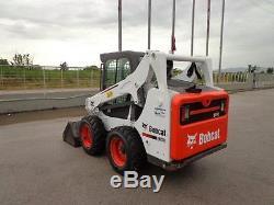 Bobcat S570 Skid Steer Loader