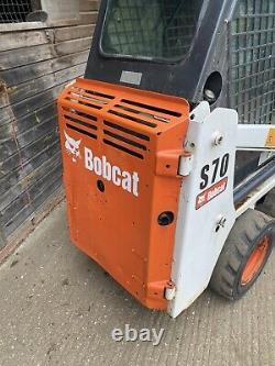 Bobcat S70 Skidsteer Loader