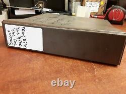 Bobcat Service Manual 741, 742, 742B, 743, 743B, 743DS Loader