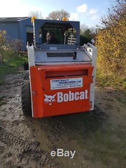 Bobcat Skid Steer Loader, Skid Stear, Skidsteer, Case, Loading Shovel