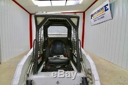 Bobcat T190 Skid Steer Track Loader, 61 Hp, Weight 7612