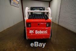 Bobcat T190 Turbo Skid Steer Track Loader, Iso/h Pattern, Creeper