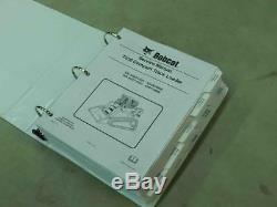 Bobcat T250 PN# 6986682 Compact Track Loader Service Manual #6212