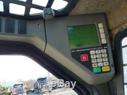 Bobcat T300 Track Skid Steer Loader Cab Heat & A/C