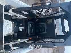 Bobcat skid steer 443 loader mini loader