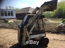 Bobcat skid steer loader MAY PX FOR DIGGER