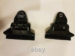 CAT skid steer track loader D Series door hinges 236D 242D 279D 289D 299D