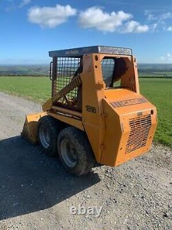 Case 1818 Mini skid steer 4ft narrow uni-loader Diesel