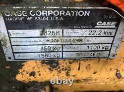 Case 1825B Skid Steer Bobcat No Vat
