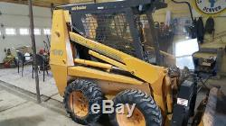 Case 1840 1/2 LEXAN Polycarbonate skid steer DOOR and CAB! Fits all