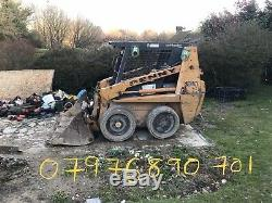Case 1840 Skidsteer (like Bobcat) Bucket Loader Good Working Order